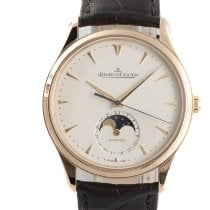 Jaeger-LeCoultre Master Ultra Thin Moon Yellow gold 39mm Champagne