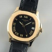 Patek Philippe 5060J-001 Yellow gold Aquanaut 34mm pre-owned