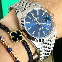Rolex 41 126334 Steel 2021 Datejust II 41mm new
