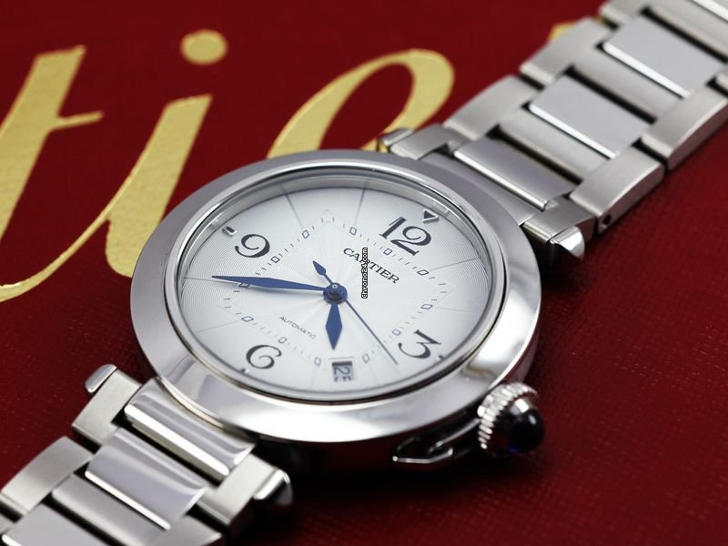 Cartier Pasha WSPA0009 2021 new
