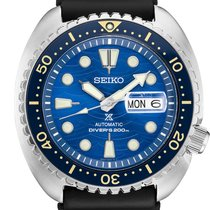 Seiko Steel 45mm Automatic SRPE07 new United States of America, Connecticut, Colchester