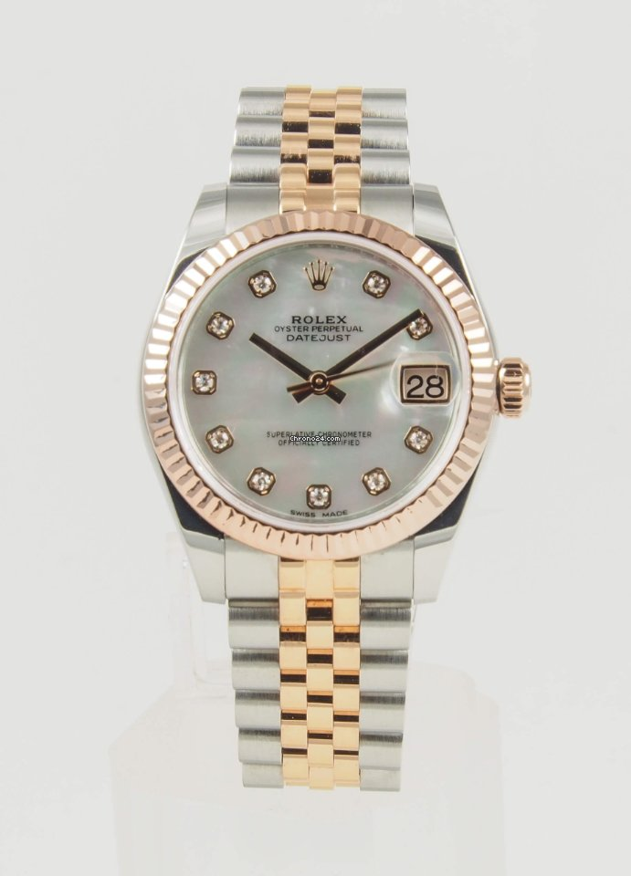Rolex Lady-Datejust 178271 2016 pre-owned