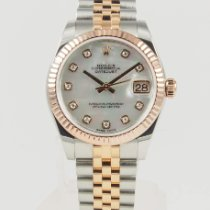 Rolex Lady-Datejust Gold/Steel 31mm Mother of pearl United States of America, California, Newport Beach, Orange County, CA