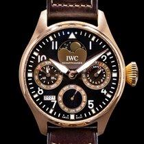 IWC Pозовое золото Автоподзавод 46mm Big Pilot