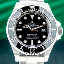 Rolex Sea-Dweller Deepsea Steel 43mm United States of America, Massachusetts, Boston