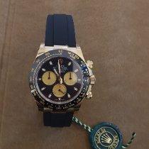 Rolex 116518LN-0039 Or jaune 2021 Daytona 40mm nouveau
