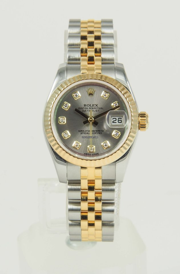 Rolex Lady-Datejust 179173 2012 pre-owned