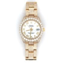 Rolex Lady-Datejust 178248 Very good Yellow gold 31mm Automatic