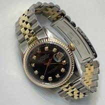 Rolex Datejust 16013 Good Gold/Steel 36mm Automatic