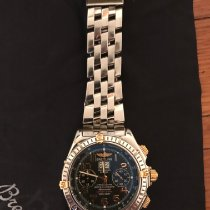 Breitling Crosswind Special Gold/Steel 44mm Black Arabic numerals United States of America, New York, Great Neck