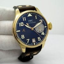 IWC Rose gold Automatic Brown Arabic numerals 46mm pre-owned Big Pilot