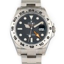 Rolex Explorer II Steel 42mm Black No numerals United States of America, Florida, Hollywood
