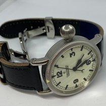 Chronoswiss Timemaster Steel 44mm White Arabic numerals United States of America, Massachusetts, Lexington