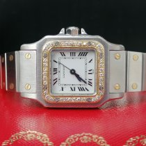 Cartier Gold/Steel 24mm Automatic 0902 pre-owned