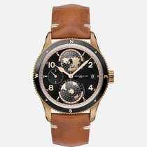 Montblanc 1858 Bronze 42mm Black Arabic numerals United States of America, New Jersey, River Edge