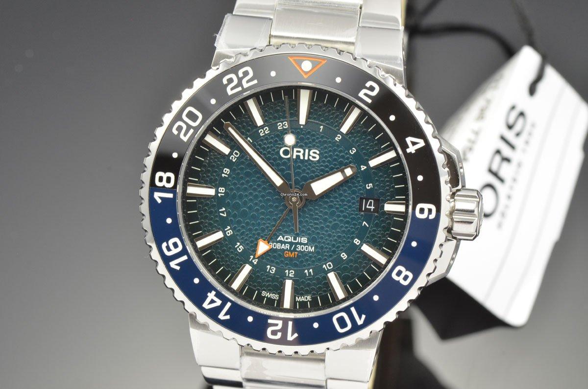 Oris Aquis 01 798 7754 4175-Set 2021 new