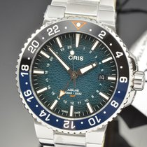 Oris new Automatic Central seconds Luminous hands Rotating Bezel Limited Edition Screw-Down Crown Luminous indices 43.5mm Steel Sapphire crystal