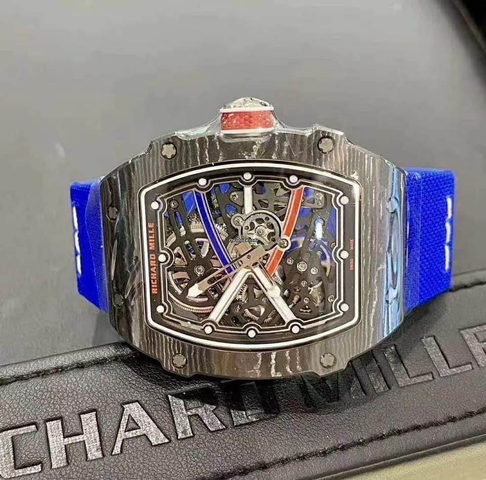 Richard Mille RM 67 RM67-02 2021 new