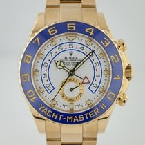 Rolex Yacht-Master II Yellow gold 44mm White No numerals United States of America, California, Pleasant Hill