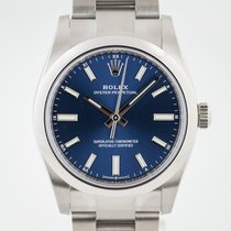Rolex Oyster Perpetual 34 new 2021 Automatic Watch with original box and original papers 124200