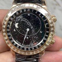 Patek Philippe Celestial Rose gold 44mm Black