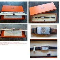 Hermès Cape Cod Steel 41mm Silver No numerals United States of America, Texas, Houston