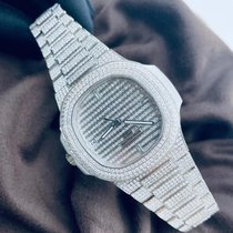Patek Philippe White gold 40mm Automatic 5719/1G-001 new