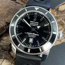 Breitling Superocean Heritage 46 Steel 46mm Black