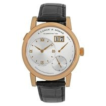 A. Lange & Söhne Manual winding Roman numerals 38.5mm pre-owned Lange 1