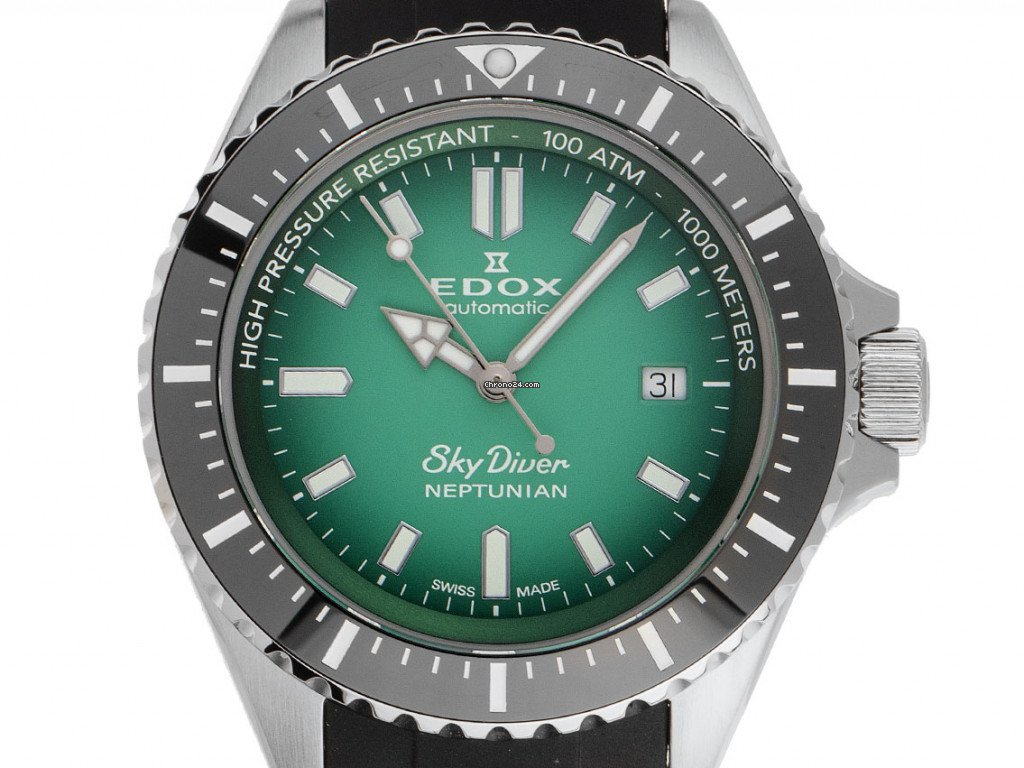 Edox 80120-3NCA-VDN новые