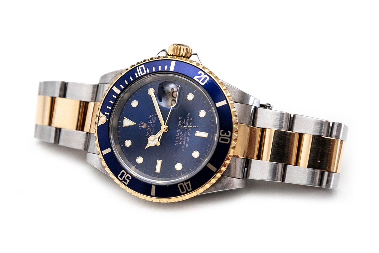 Rolex Submariner Date 16613 Sultan 1999 occasion