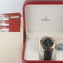 Omega Seamaster Planet Ocean Chronograph Acciaio 45,5mm Nero Arabi Italia, Torino