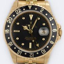Rolex GMT-Master Oro giallo 40mm Nero Senza numeri Italia, FORTE DEI MARMI ( LU )