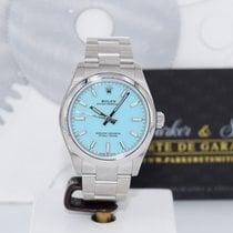 Rolex Oyster Perpetual 31 Acier 31mm Bleu Sans chiffres France, Cannes - St Tropez