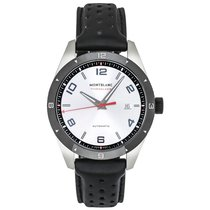 Montblanc Steel 41mm Automatic 116058 new United States of America, New Jersey, Cresskill