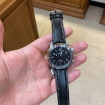 Bremont Steel 43mm Automatic MBII-BK/OR pre-owned United Kingdom, CHESTER