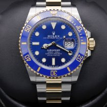 Rolex Submariner Date Gold/Steel 41mm Blue United States of America, California, Huntington Beach