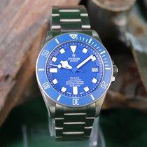 Tudor Pelagos Titanio 41mm Azul
