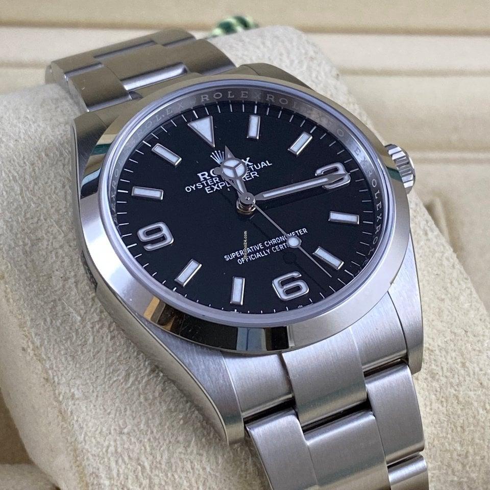 Rolex Explorer 124270 2021 nou