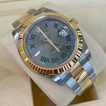 Rolex Datejust II Gold/Steel 41mm Grey United States of America, Texas, Houston