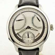 Maurice Lacroix pre-owned Manual winding 46mm Silver