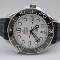 Omega Seamaster Diver 300 M Staal 42mm Wit Geen cijfers Nederland, oirschot