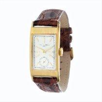 "Patek Philippe Yellow gold 42.5mm Manual winding Patek Philippe 425J ""Tegolino"" Vintage  Art Deco Watch in Yellow Gold Circa 1940 new United States of America, California, Santa Monica"