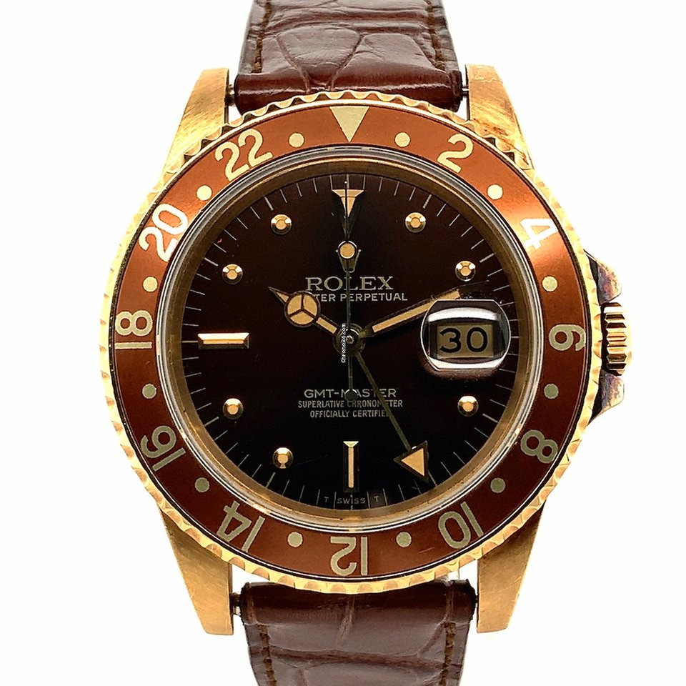 Rolex GMT-Master 16758 1984 folosit