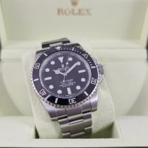 Rolex Submariner (No Date) 114060 Very good Steel 40mm Automatic New Zealand