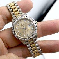 Rolex Lady-Datejust White gold Champagne Thailand, Bangkok
