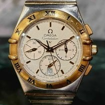 Omega Steel 36.5mm Chronograph 1542.40 pre-owned