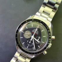 Omega Speedmaster Professional Moonwatch Otel Negru Fara cifre România, Halmeu