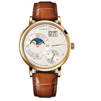 A. Lange & Söhne Grand Lange 1 new Manual winding Watch with original box and original papers 139.021