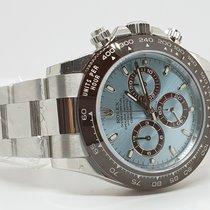 Rolex Daytona Platinum 40mm Blue No numerals UAE, Sharjah